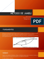 Método de Jambu