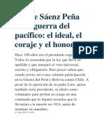 Argentino Que Peleo en El Morro