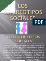 Los Estereotipos Sociales