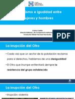 Curso para Aspirantes a Dirigencias Municipales del PAN Tema 4 Humanismo e Igualdad