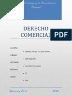 Presentaciòn de Derecho Comercial