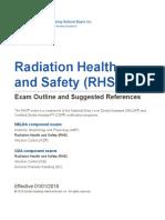 RHS Exam Outline(1)