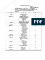 Oop Course Structure - Copy