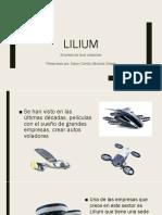 Lilium - Empresa de autos voladores