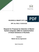 RFP - Rourkela Smart City Limited - Vol 3 (1)