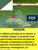 Mision y Vision Funciones Dnap y Nefrored