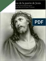 Las Horas de La Pasión de Nuestro Señor Jesucristo