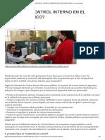 ¿Qué Es El Control Interno en El Sector Público_ _ Inicam Blog