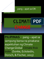 3. Climate Change