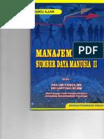 Buku Ajar Manajemen Sumber Daya Manusia II