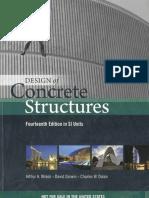 Design of Concrete Structures Fourteenth Edition