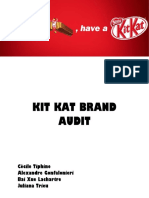 279250250 Kit Kat Brand Analysis