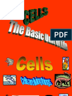 Cells the Basic Unit of Life