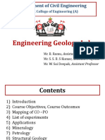 Engineering Geology Lab