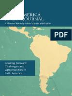 Latin America Policy Journal