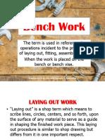 Benchworking study