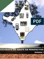 Livro Geografia Do Amapá Em Perspectiva