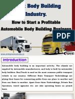 body building Trucking