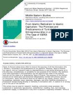 11. From Islamic Radicalism to Islamic Capitalism (Madi, 2014)