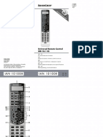 Silvercrest SFB 10.1 C3 Manual