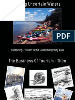 Sustainable Tourism and LNG