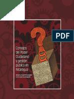 Consejos del Poder Ciudadano y Gestión Publica.