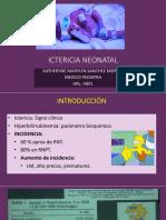 Clase 12 Neonatología - Ictericia.pptx