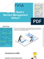 Do You Need a Service Management Office?