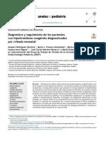 AEP - Dx y Seguimiento Del Hipotirodismo Congé