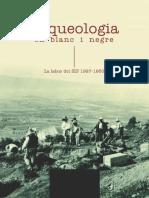 Arqueologia en Blanc i Negre