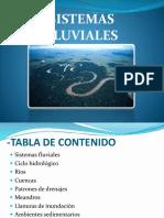 sistemas fluviales