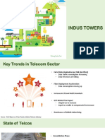 Indus Towers PPT