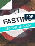 DoFasting Beginners Guide