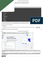 Google Lanza Portal Una Propuesta de Para Reemplazar Iframe