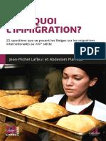 Pourquoi l'immigration