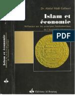 Islam Et Economie - Abdul Hadi Gafouri (PDF Image)