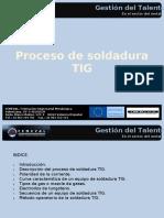 Soldadura-TIG Nivel 1