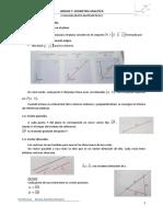 Geometria Analítica Por María Sanchez Boyero