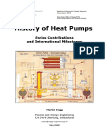 History of Heat Pumps