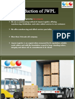 Best Warehousing and Logistics Service Company in India