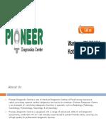 Pioneer Diagnostic Centre