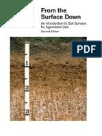 Soil Info From USDA
