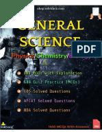 General Science eBook - SSBCrack