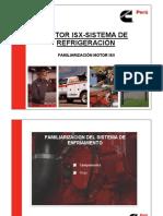 3.- MOTOR ISX - SISTEMA REFRIGERACION.pdf