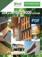 1 GRM Biowood Catalog