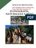 CUADERNOS de MITOLOGÍA Nº 33 Iconografía, Naturaleza y Mito