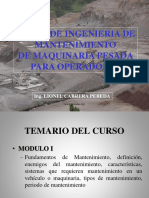 400388345 Curso Ingenieria Mantenimiento Operadores Mp Ppsx