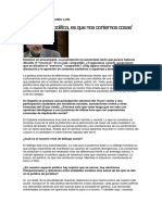 Entrevista a Gregorio Luri - Política