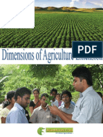 Dimensions of Agriculture Extension
