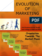 Chapter 1 Intro to Marketing